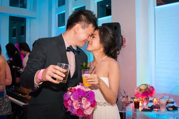 Engaged in NY City!
